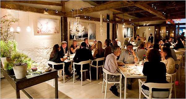Restaurant Review ABC Kitchen  The New York Times