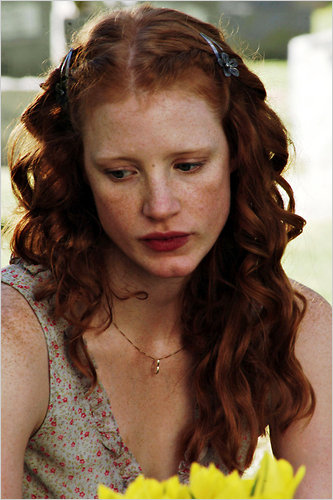 Jolene Starring Jessica Chastain  Review  The New York Times