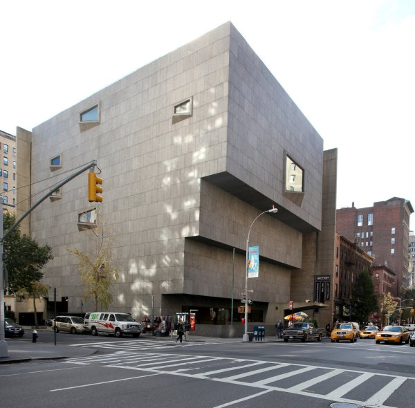 Controversial Whitney Museum - Streetscapes