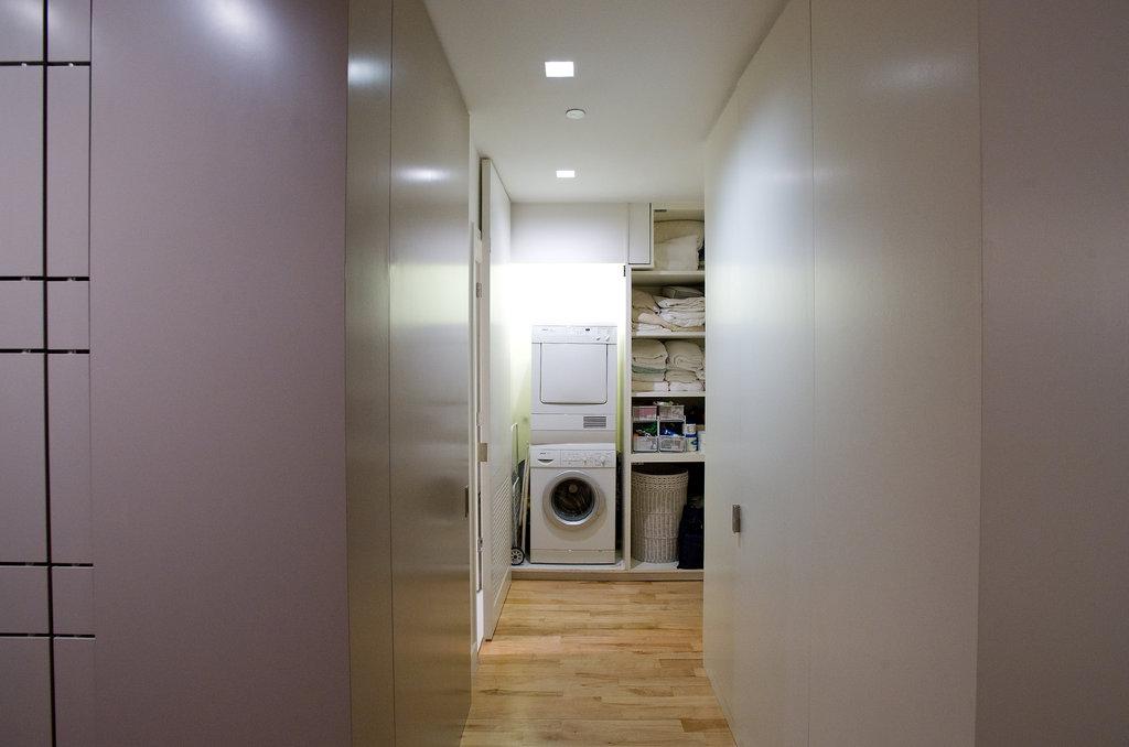Washers and Dryers Those Manhattan Status Symbols  The