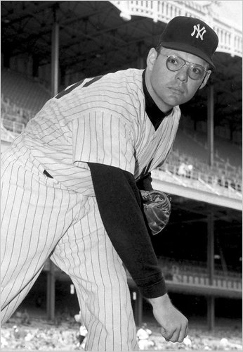 Ryne Duren 81 All Star Reliever For Yankees Dies The