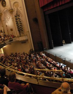 Dance theater views and best worst seats in the house new york times also rh nytimes