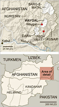 Taliban Seize District Near Afghanistans Pech Valley  The New York Times