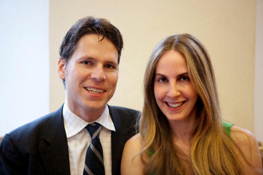Tessa Deutsch Paul Klepetko Weddings  The New York Times