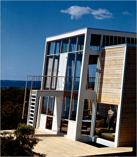 Beach Houses by Horace Gifford and Andrew Geller  The New