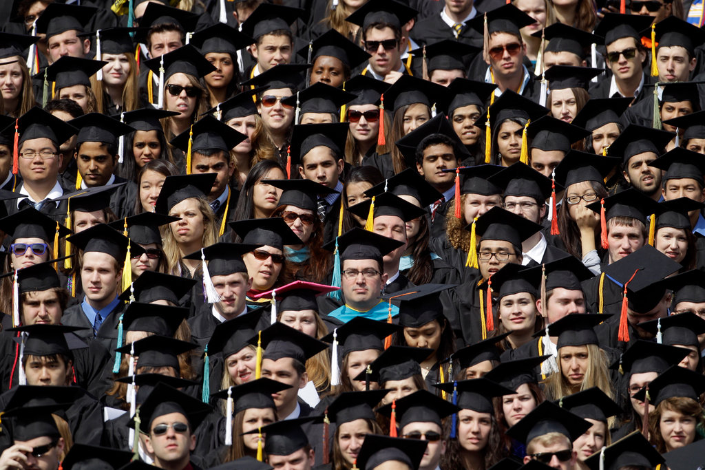 Outlook Is Bleak Even for Recent College Graduates  The New York Times