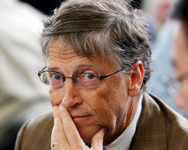 Grass-roots School Advocacy Bill Gates