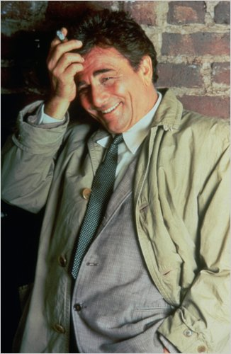 Peter Falk Columbo Actor Dies at 83  The New York Times