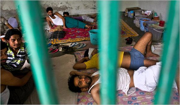 Rehabilitation at Indias Tihar Jail  The New York Times