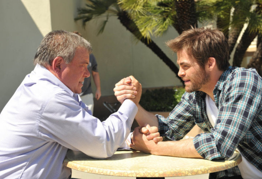 William Shatner Young Vs Old - Cobra Kai Fan Theory Says How Daniel ...