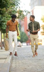 casual african american clothing street wear semi pushing boundaries york styles mens male stylish young outfits summer etiquette nice shirt