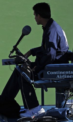 tennis umpire chair hire dining covers target australia many top umpires skip the u s open new york times at united states highest rated in make 250 a day credit stan honda getty images