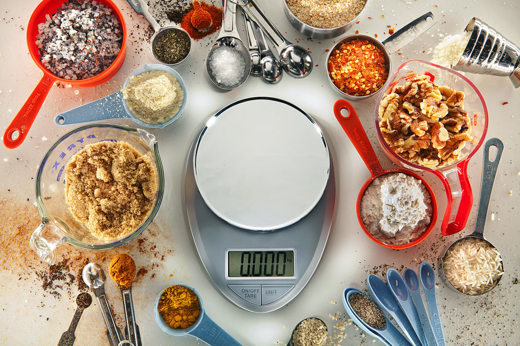 The Kitchen Scale A Tool Whose Time Has Come The New