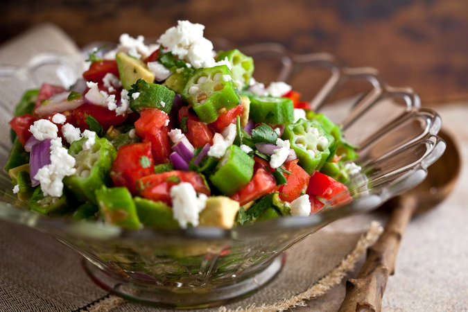 tomato salad with chili and lime juice mdash recipes for health