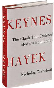 Keynes Hayek Views Origins of an Economics Debate
