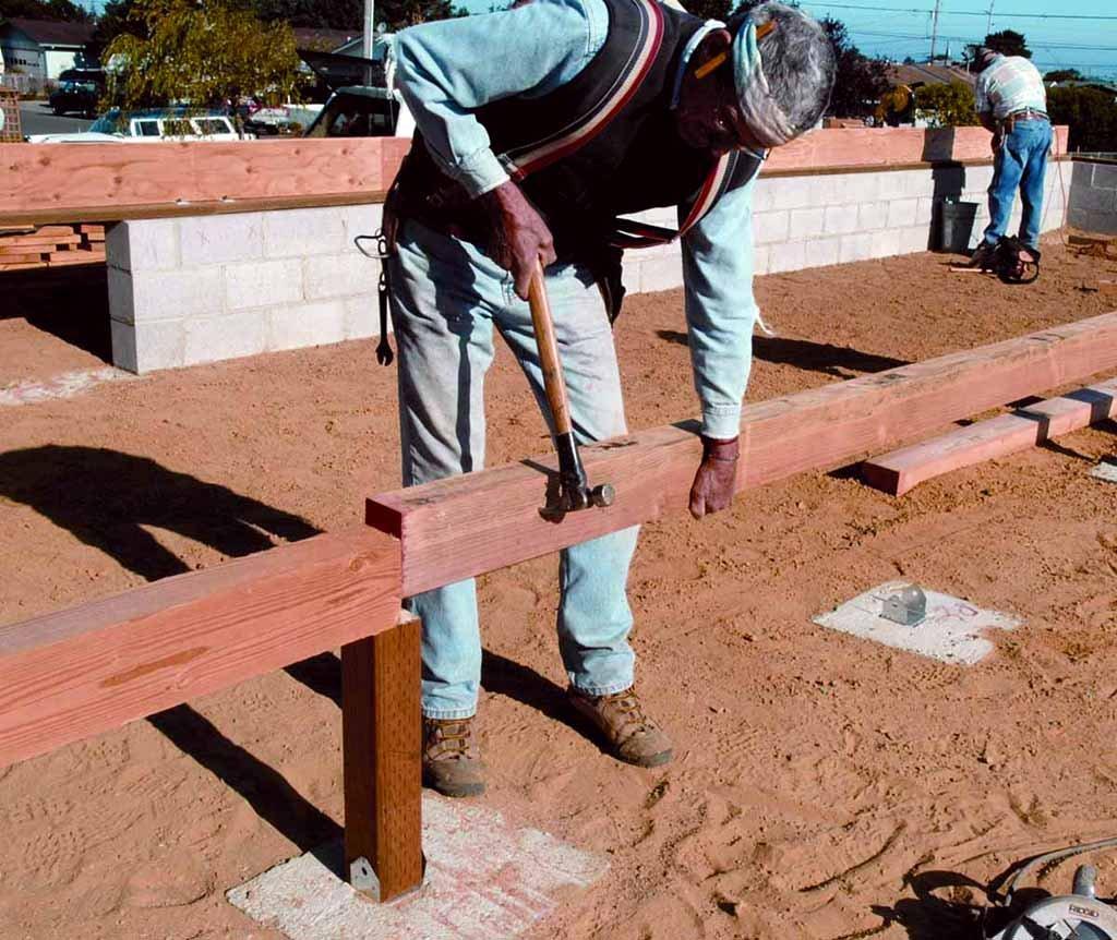 Larry Haun the Carpenters Carpenter  The New York Times