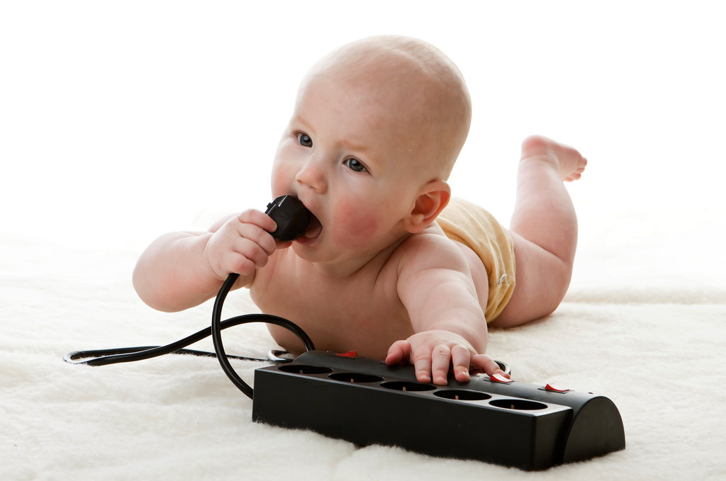 childproofing crawling your way