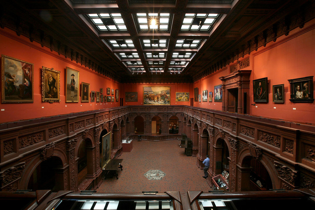 Changes at the Hispanic Society of America  The New York Times