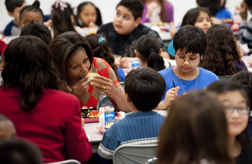 Image result for lunch program is saving students