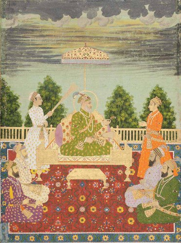 Princes and Painters in Mughal Delhi at Asia Society