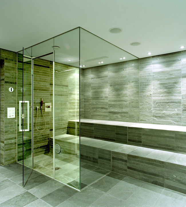Replacing a Bathtub With a Luxury WalkIn Shower  The New