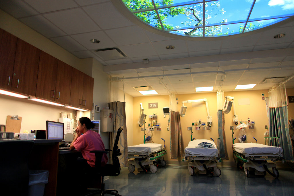 Geriatric Emergency Units Opening at US Hospitals  The New York Times