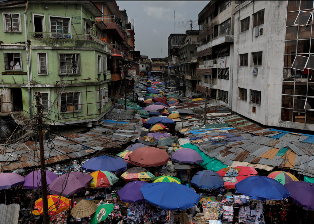 In Nigeria, A Preview Of An Overcrowded Planet  The New