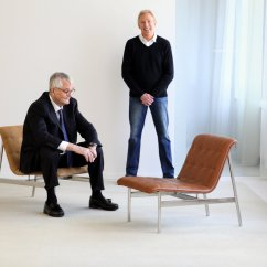 Pollock Executive Chair Replica Bride And Groom Signs Talking With Charles Furniture Designer Q A The New York Times