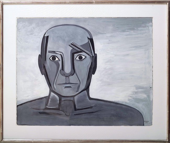 Picasso and Franoise Gilot at Gagosian  The New York