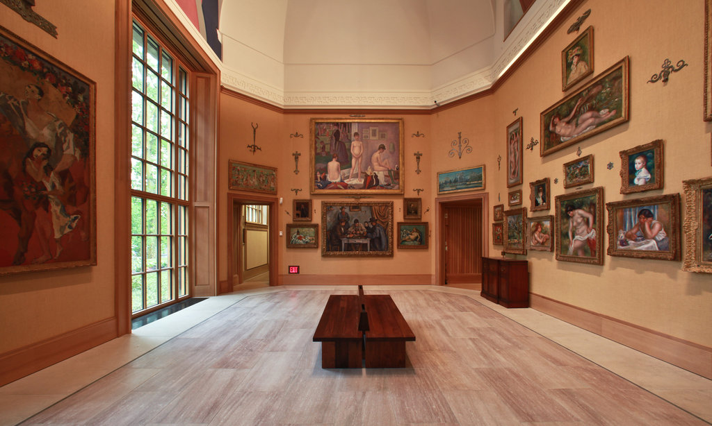 The Barnes Foundation From Suburb to City  The New York