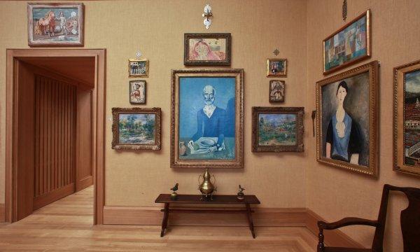 Barnes Foundation Art Collection