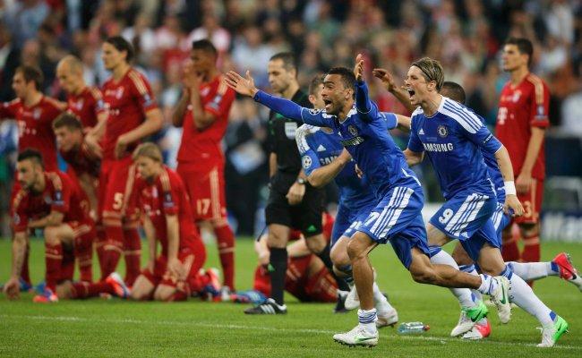 Champions League Chelsea Beats Bayern Munich On Penalty