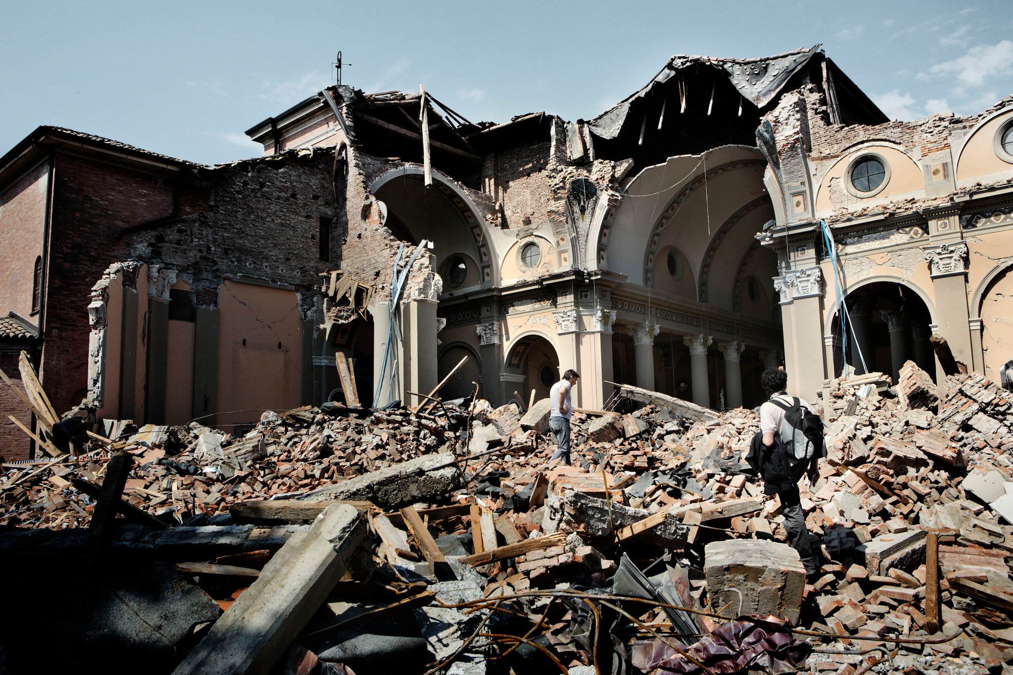 Italy Assesses Damage to Cultural Heritage  The New York