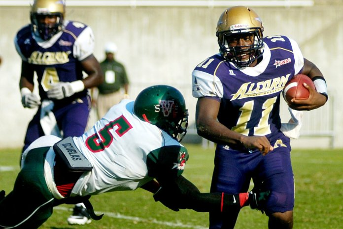 Image result for alcorn state football