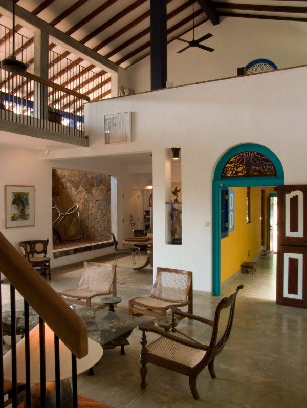 In Sri Lanka Putting Focus Tropical Modernism