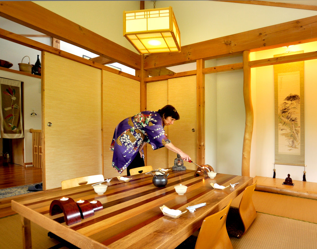 Seeking a Japanese Guesthouse Experience Closer to Home
