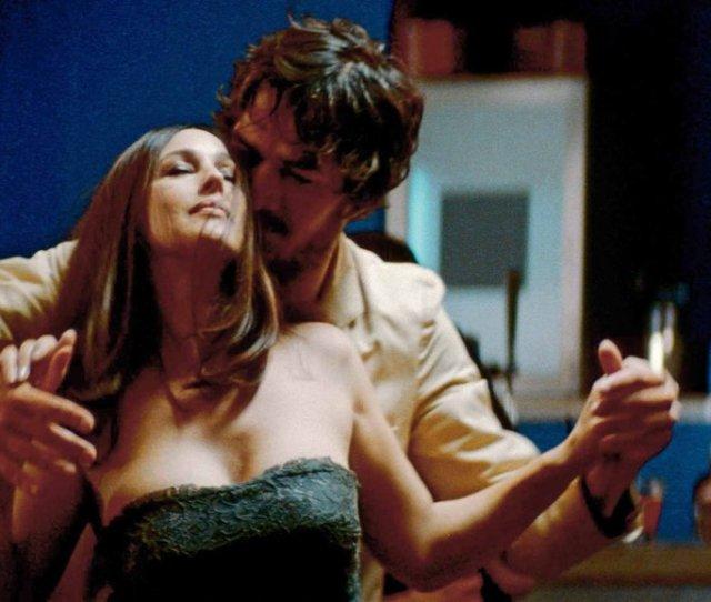Ms Bellucci And Jerome Robart In A Dance Scene Credit Ifc Films