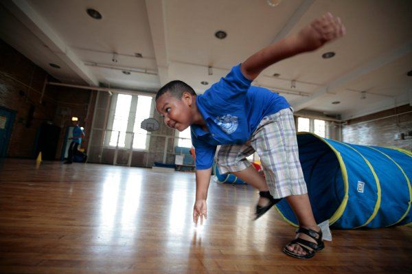 Obesity Concerns Rise Physical Education
