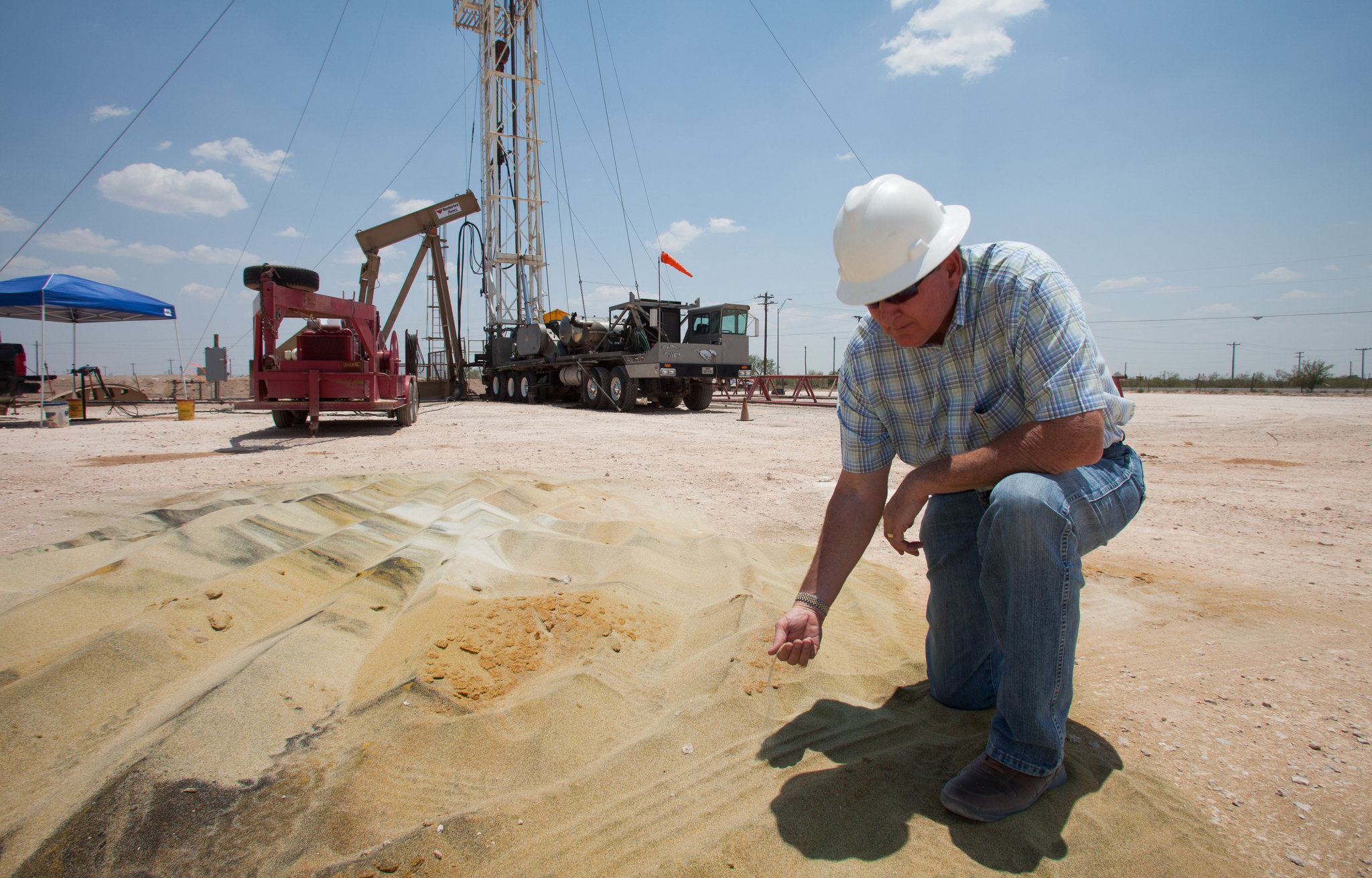 West Texas Oil Boom Creates Housing Shortage and Other