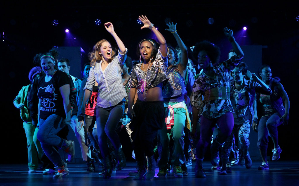 Bring It On The Musical at St James Theater  The New York Times