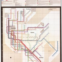 New York City Subway Diagram Cub Cadet Wiring Rzt 50 The Map That Rattled Yorkers Times
