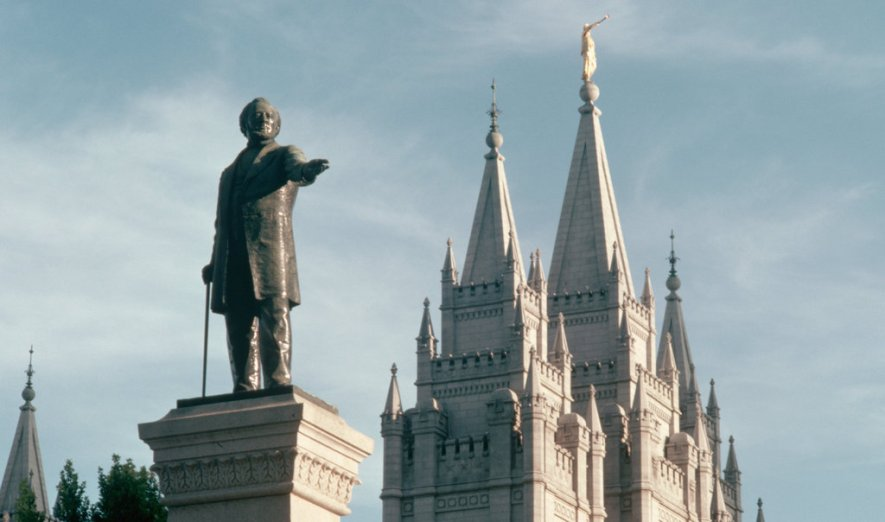 Image result for picture of Mormon church