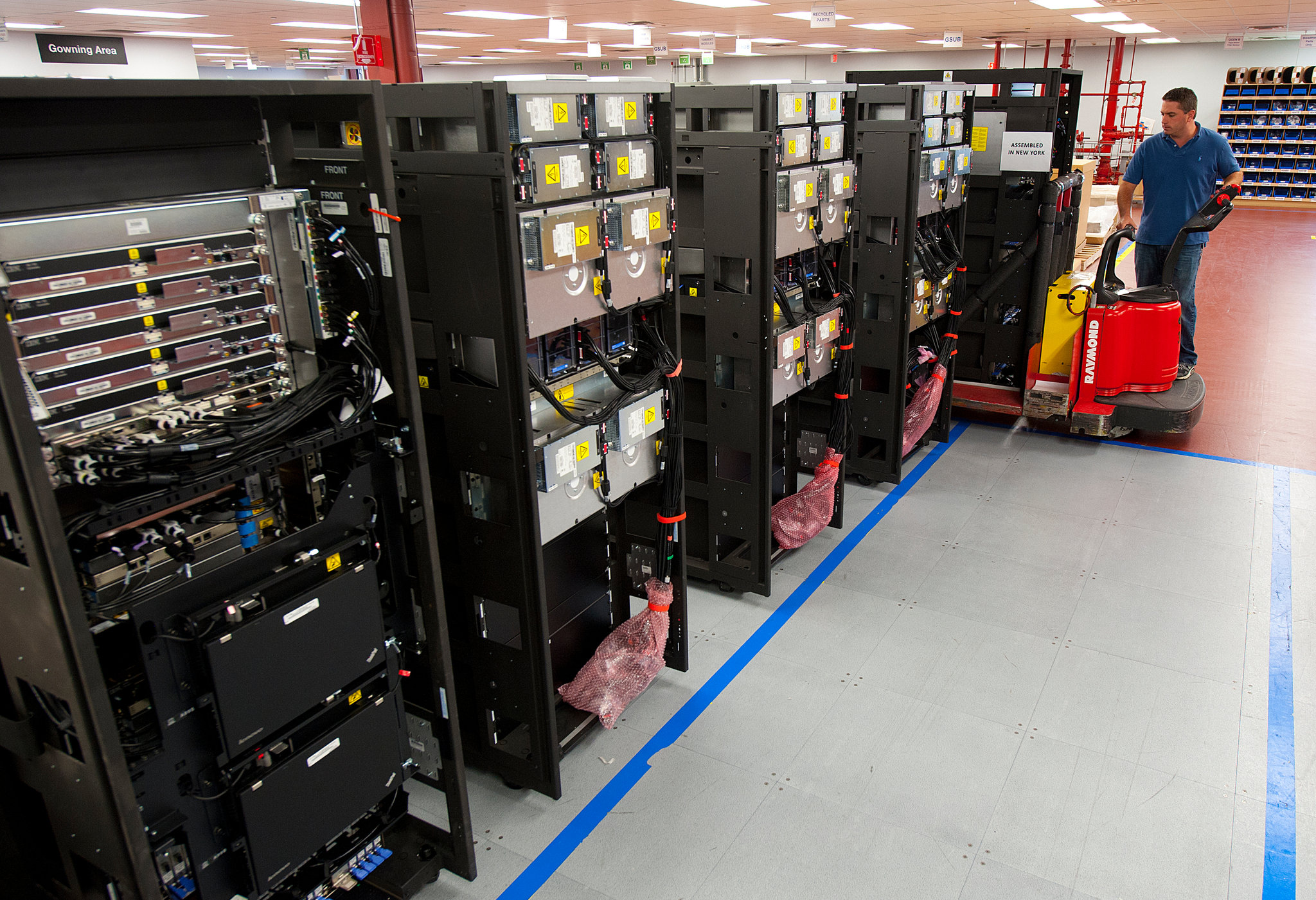 IBM Mainframe Evolves to Serve the Digital World  The