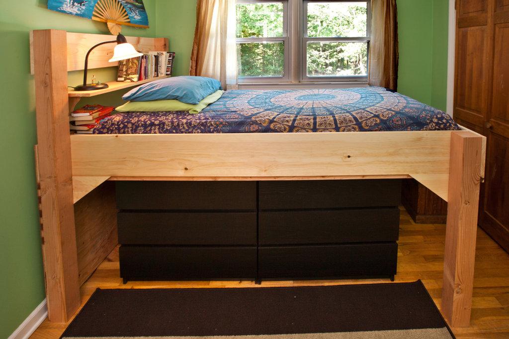 Building a Loft Bed at Warp Speed  The Pragmatist  The