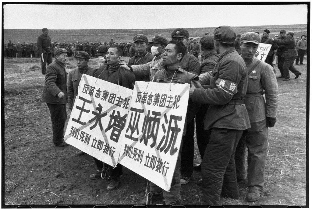 「紅色新聞兵」李振盛:藏在地板下的文革底片 - 紐約時報中文網 國際縱覽