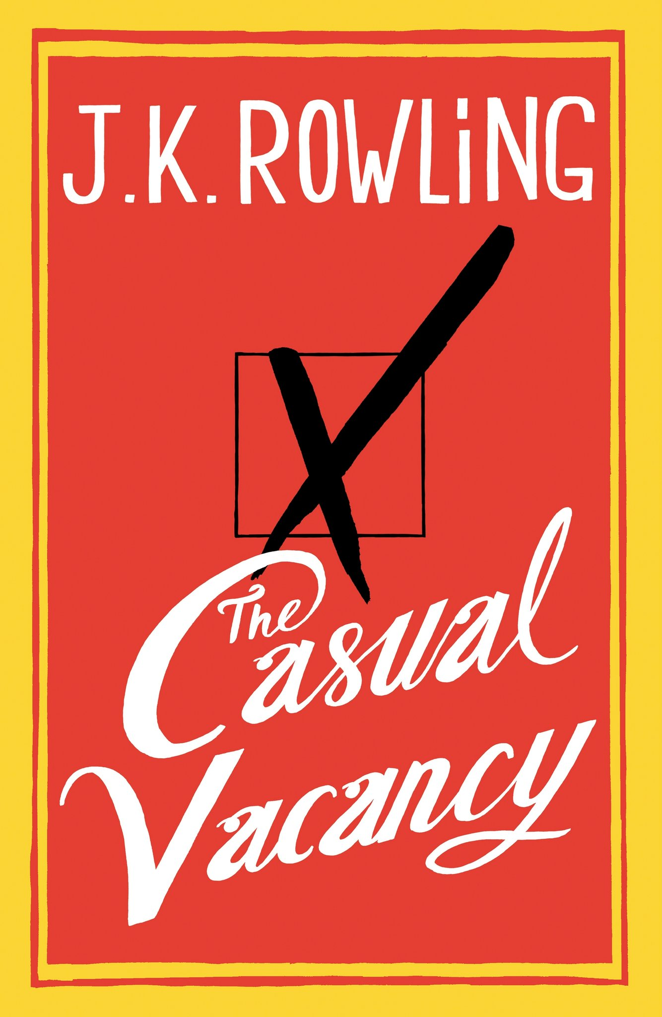 J. K. Rowling Livres : rowling, livres, Review:, Casual, Vacancy', Rowling, Times