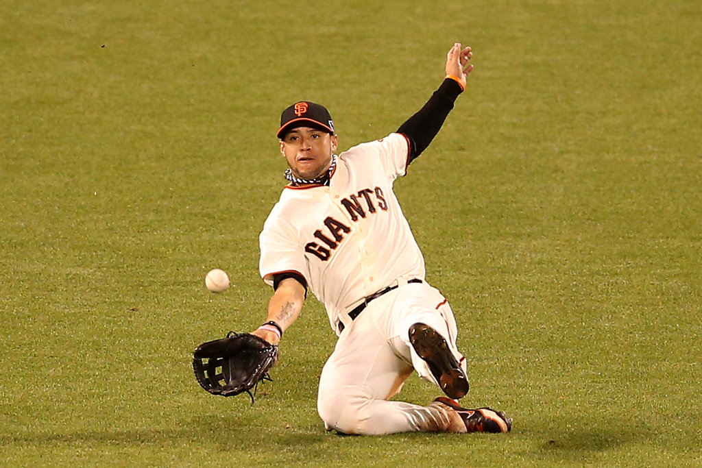 Gregor Blanco Exceeds Fill In Status For Melky Cabrera For Giants