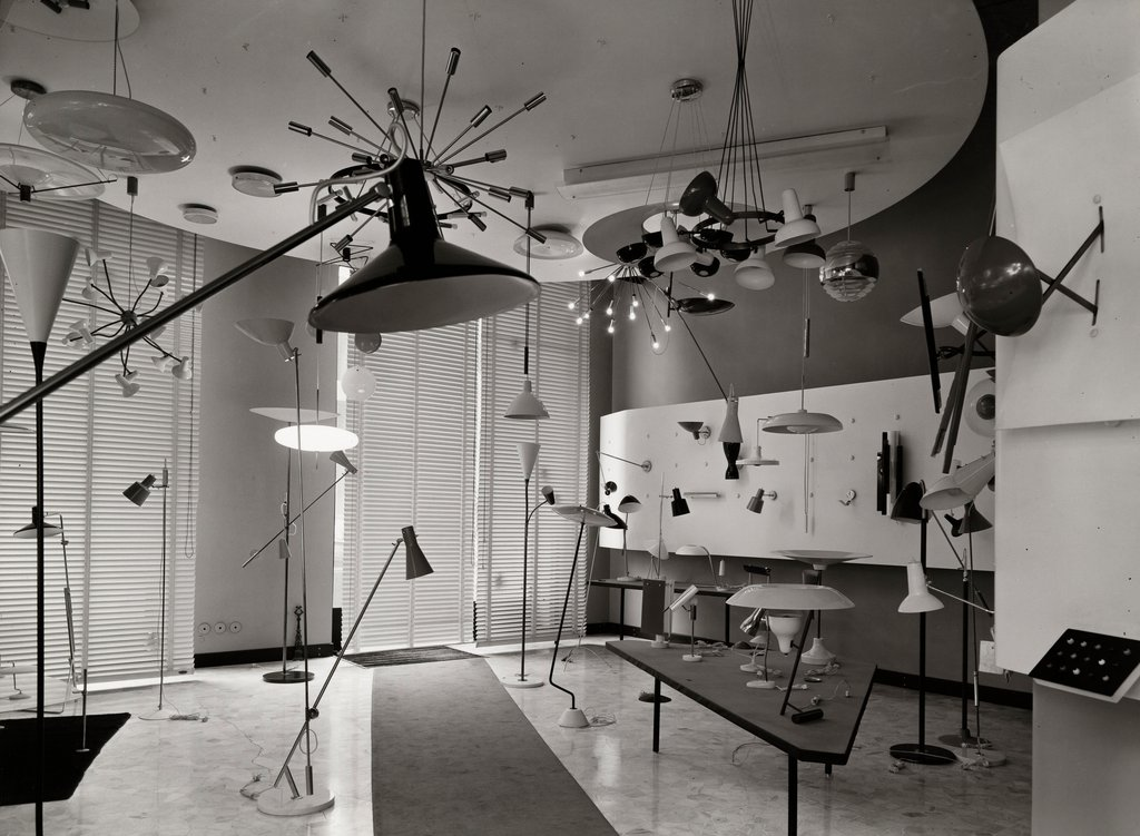 Gino Sarfatti Master of Light  The New York Times