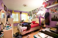 Teenage Bedroom as Battleground - The New York Times