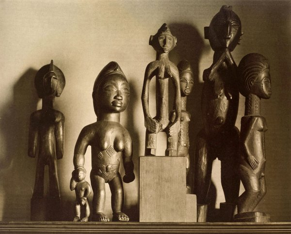 African Art York And Avant-garde Met